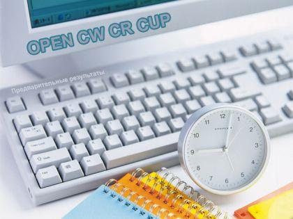 Подробнее: OPEN CR CUP